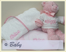 personalised gifts for baby